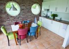 Vakantiehuis met 6 persoons keuken