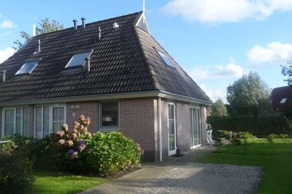 Vakantiehuis huren in het hart van Friesland
