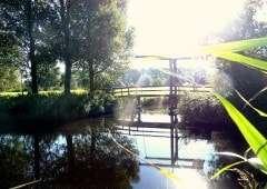 Vakantiepark It Wiid in Friesland in Eernewoude