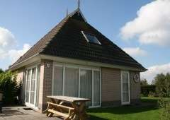 Friesland huis met terras