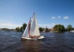 Zeilcursus Friesland bij Camping It Wiid