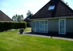 6 persoons vakantiehuis in Friesland aan het water
