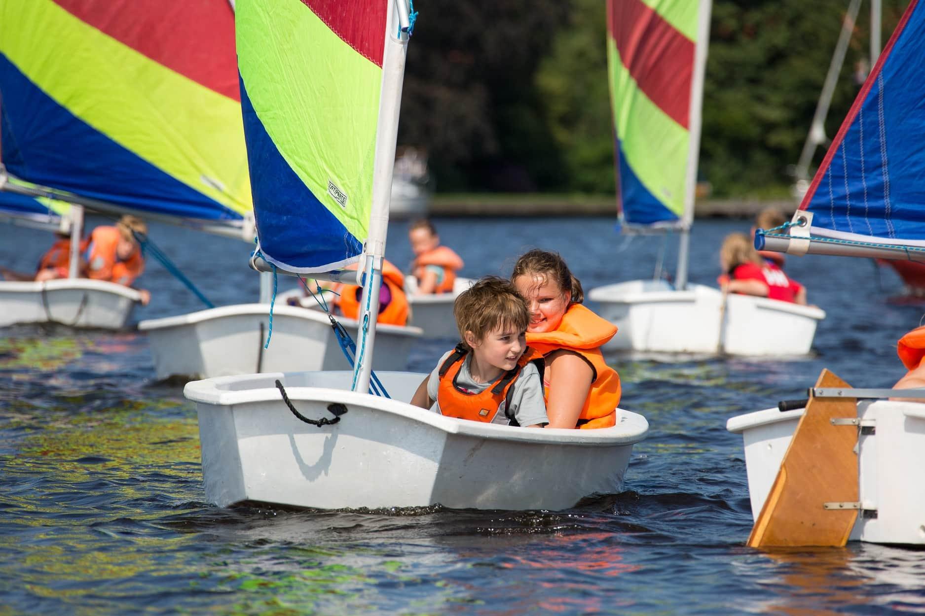 Kindvriendelijke camping Friesland