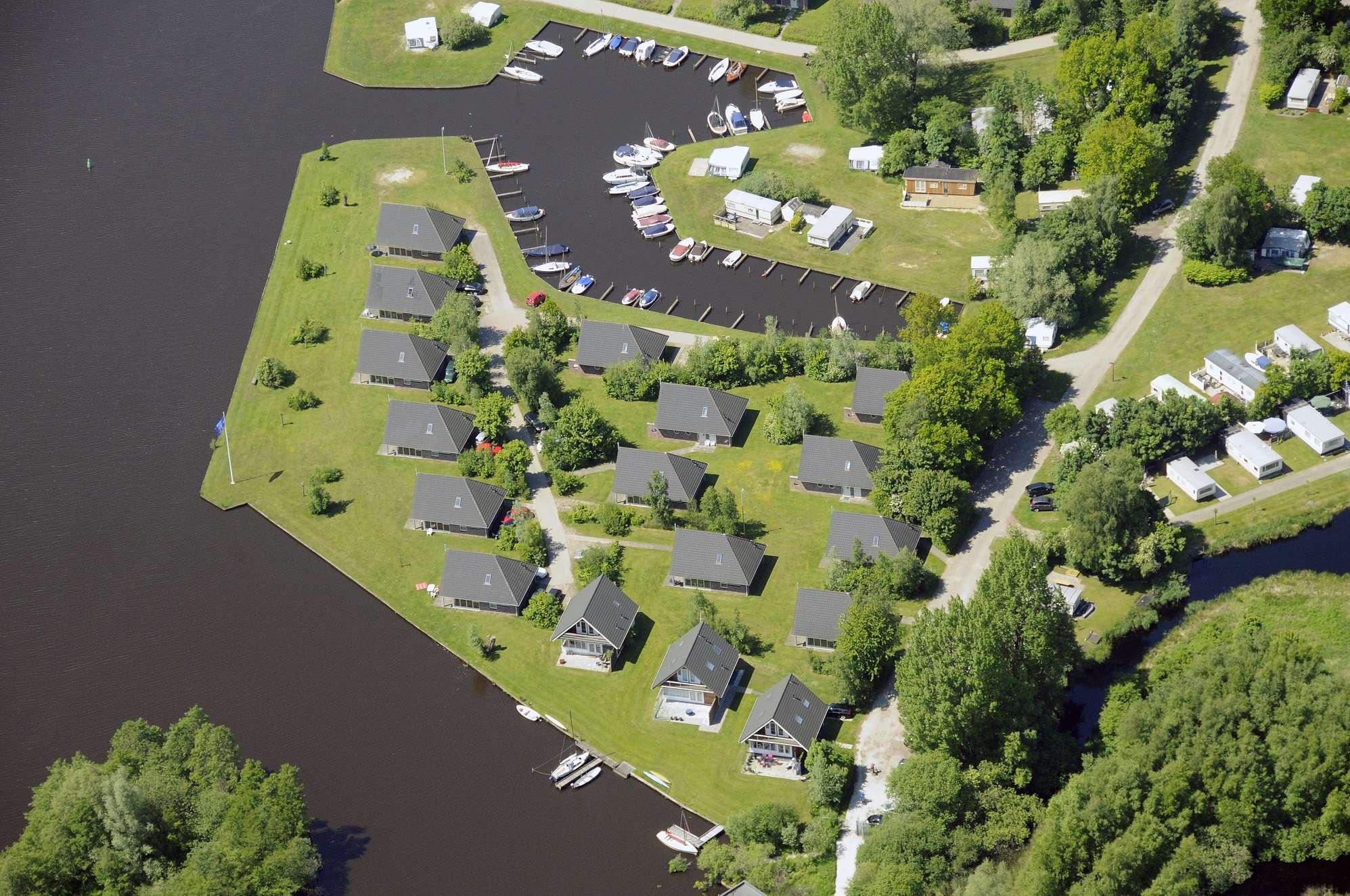 Vakantiehuizen in Friesland