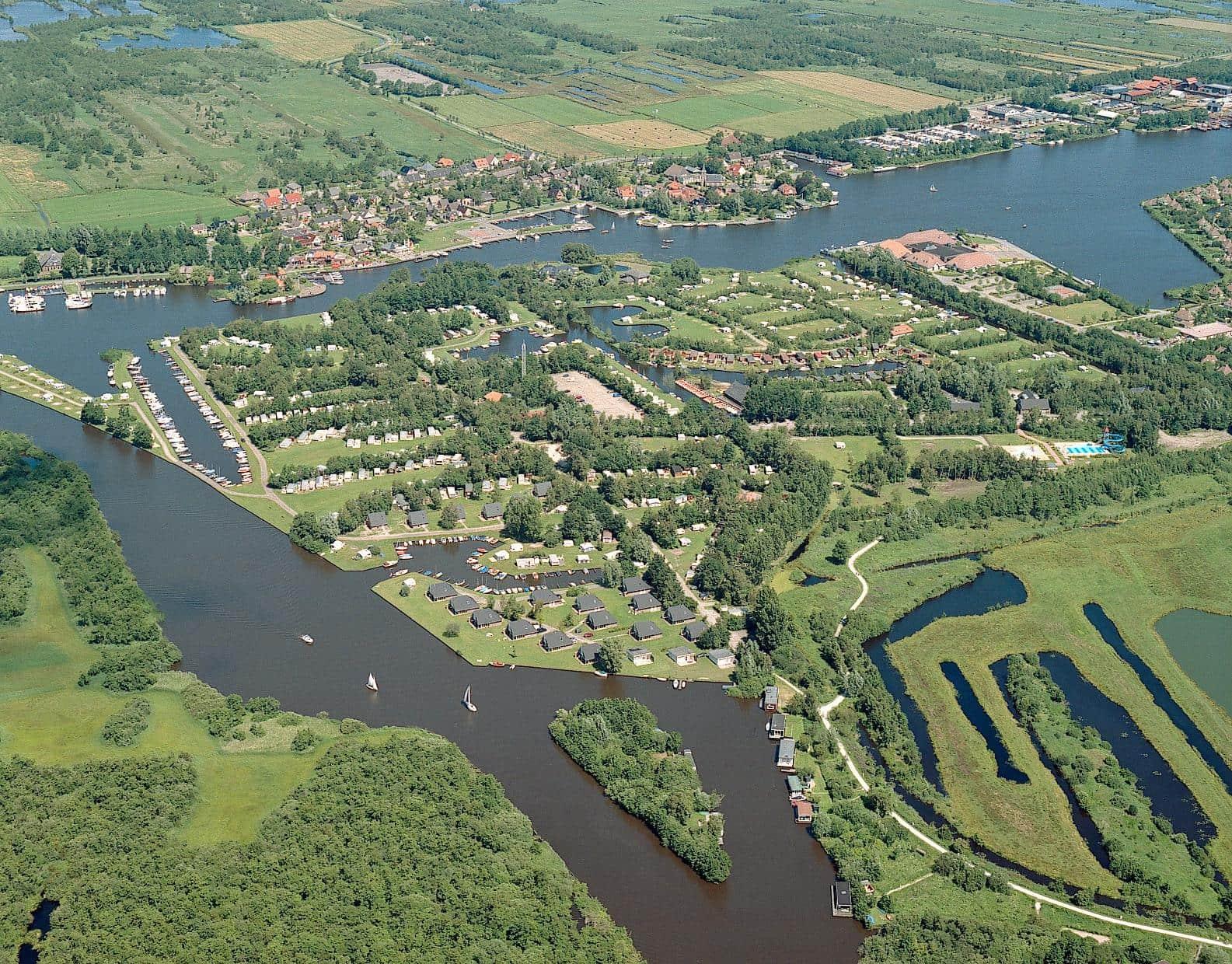 Zomervakantie Friesland