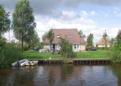 4 persoons vakantiehuis huren in de buurt van Leeuwarden