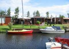Chalet huren op Camping It Wiid in Friesland