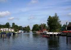 Haven in friesland