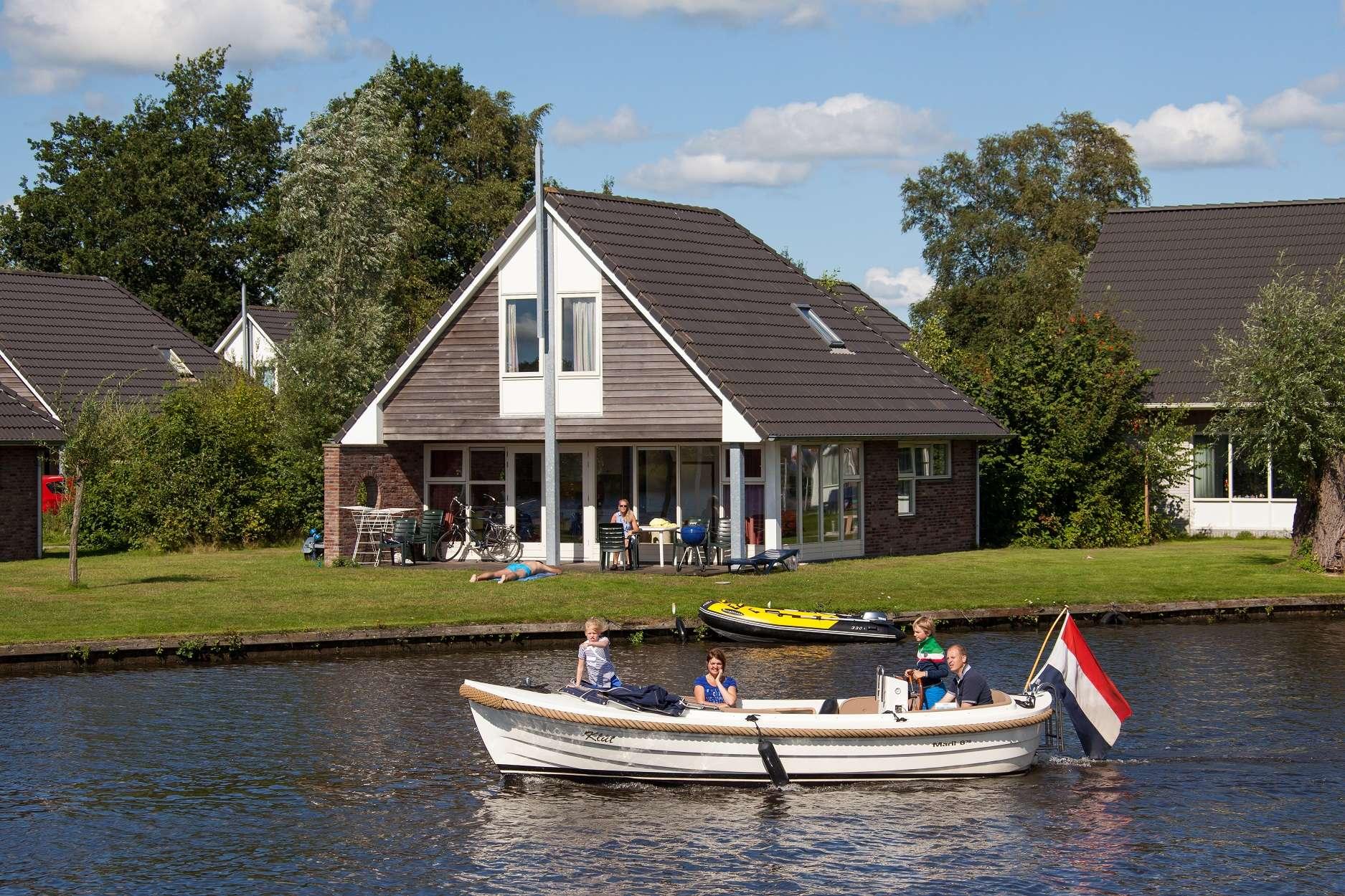 bungalow Elfstedentocht