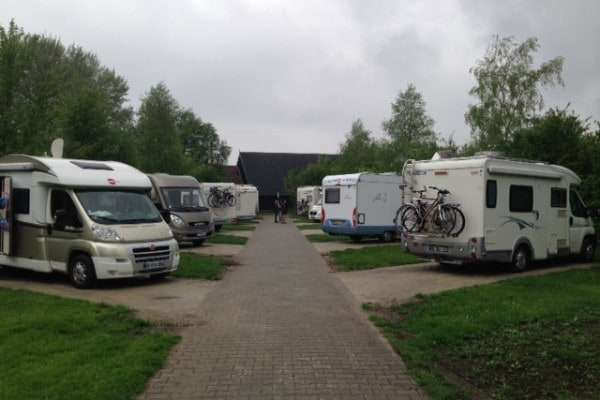 Camperplaatsen Friesland