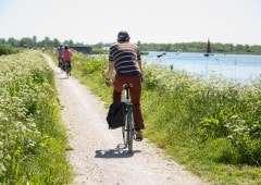 Fietstochten vanaf Camping It Wiid, één van de mooiste campings van Friesland