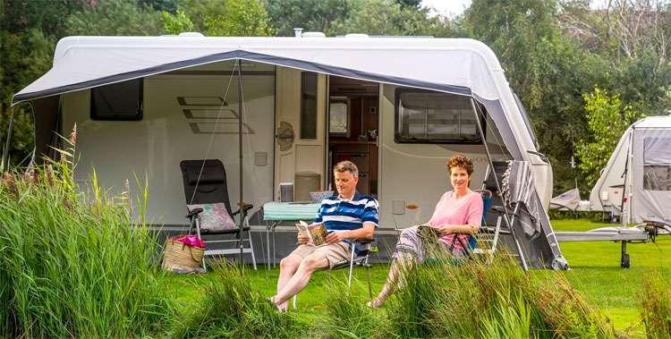 Kamperen op Camping It Wiid