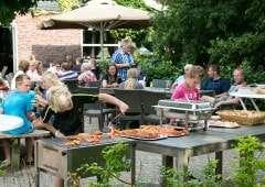 Restaurant de Meerpaal op Camping It Wiid
