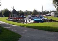 R126 Stacaravan huren op Camping It Wiid in Friesland