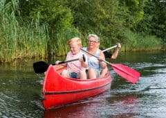 kanovaren Friesland